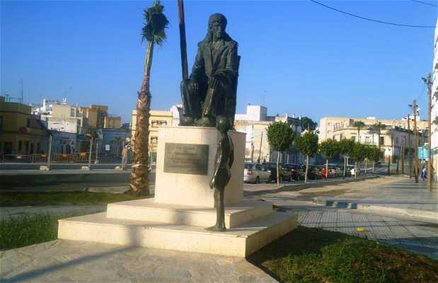 Monumento a Camarón