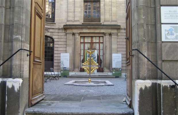 Museo Internacional de la Reforma
