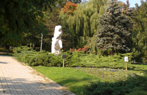 Parco Carol I a Bucarest