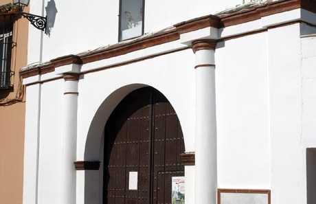 Iglesia de San Isidro de Trapiche