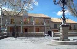 Ayuntamiento De San Pablo De Los Montes