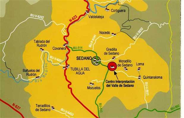 """Centro de Interpretación Valle de Sedano """"Miguel Delibes"""""""