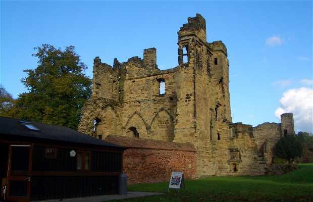 Castillo de Ashby-de-la-Zouch