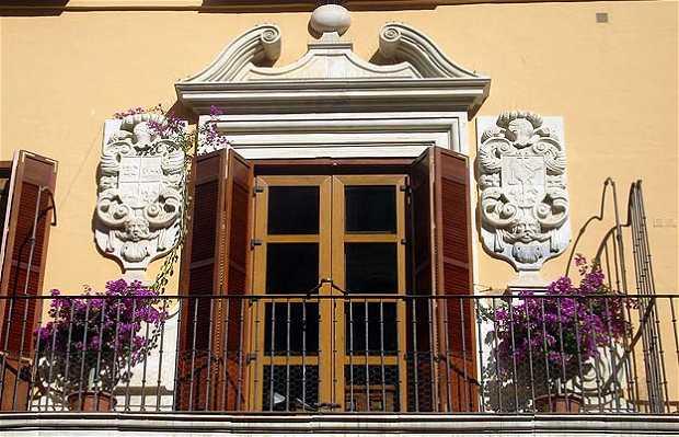 Calle Cister a Malaga