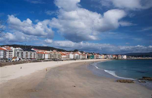 Spiaggia di Silgar