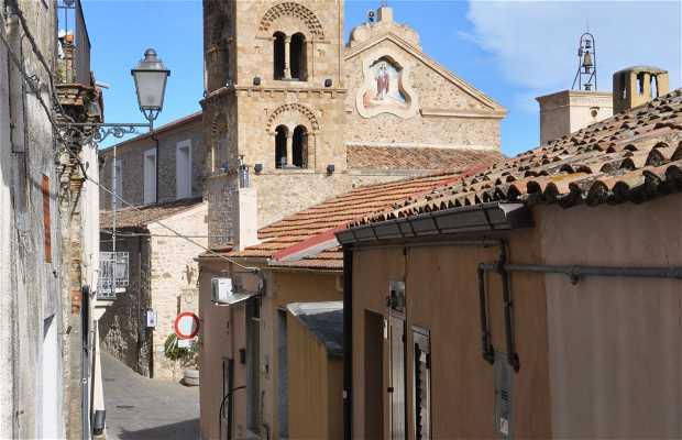 Centro storico di Rocca Imperiale
