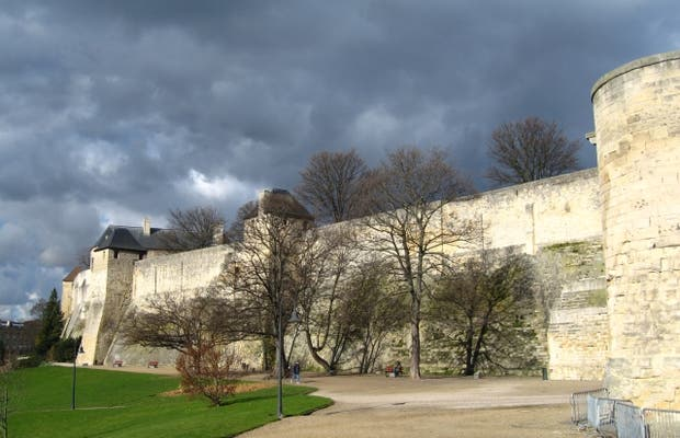 Castelo de Caen