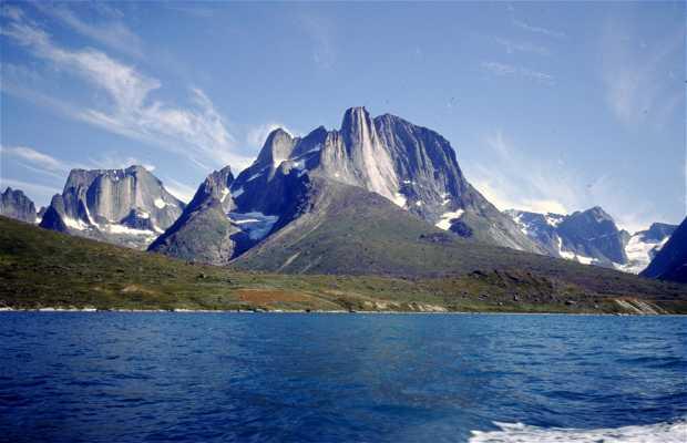 El fiordo de Tasermiut