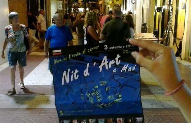 Noche de Arte en Mahon