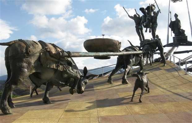 Monumento para a Santandereanidade