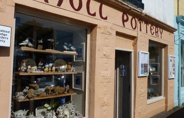 Mull Pottery