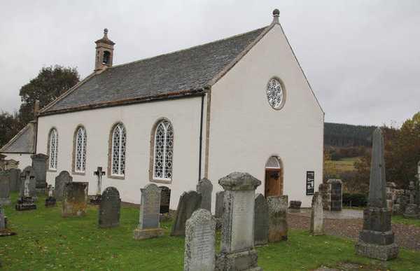 Iglesia parroquial de Inveravon
