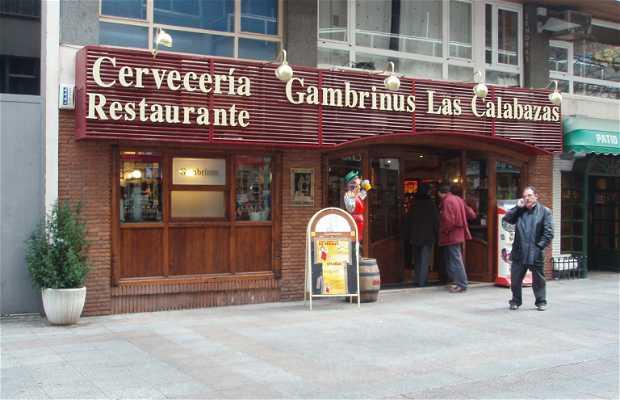 Gambrinus Las Calabazas