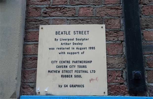 Rua Matthew Street