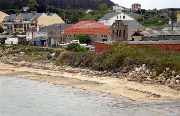 Spiaggia di Fomento