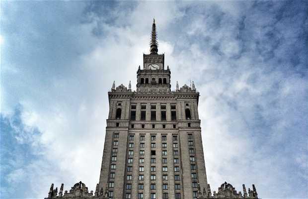 El Palacio de la Cultura y la Ciencia