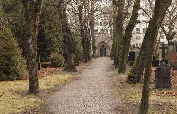 Cementerio de San Nicolás y Santa María