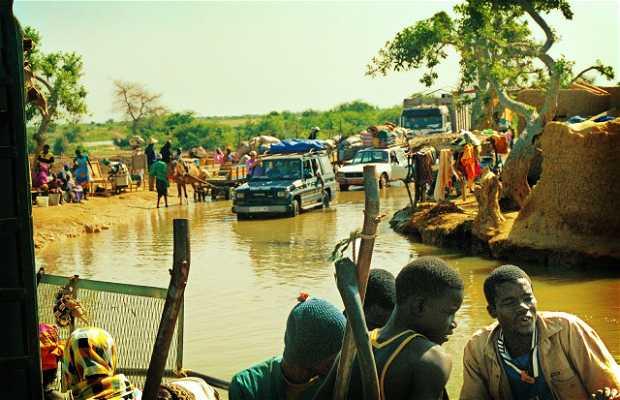 El rio Bani