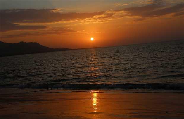 Playa Serena en Coroando