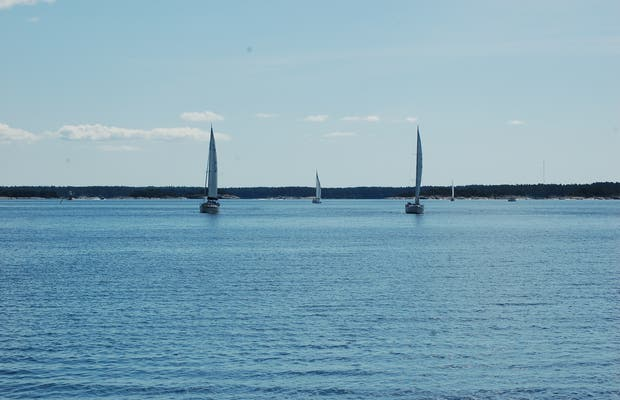 Ferry Kasnäs-Faro de Bengtskär