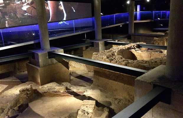Yacimiento Arqueológico del Teatro del Títere Gadir