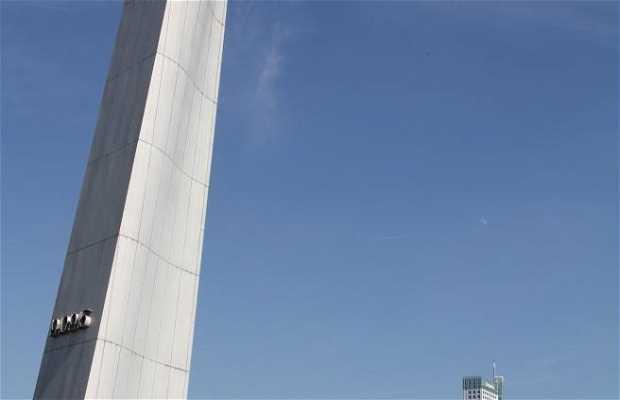 National Merchant Marine Memorial - 'The Bow'