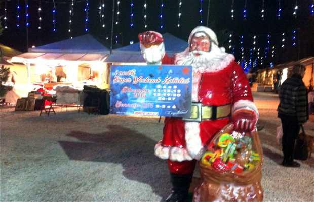 Mercadillo de Navidad Conca D'oro