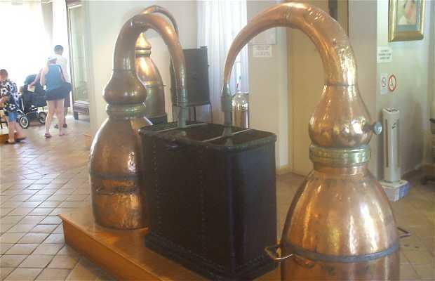 El museo del perfume