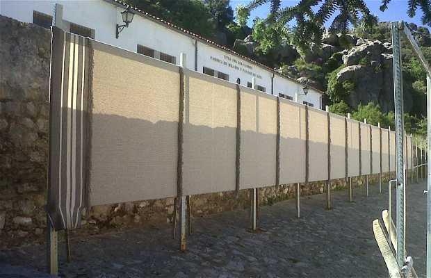 Museo textil de Grazalema. Fábrica de mantas