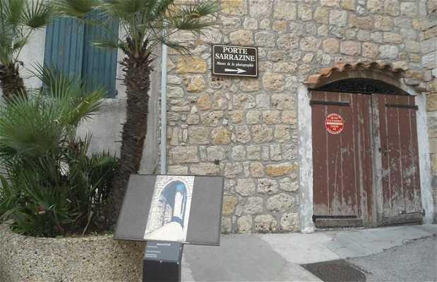La porte Sarrazine