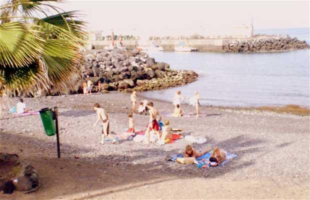 Playa El Alcalde