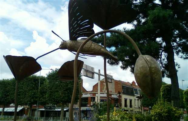 Escultura salengro