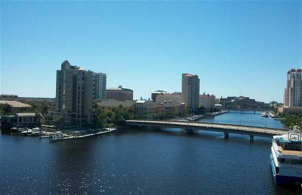 Le port de Tampa
