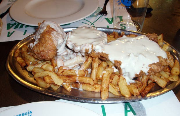 Restaurant La Burbuja que ríe