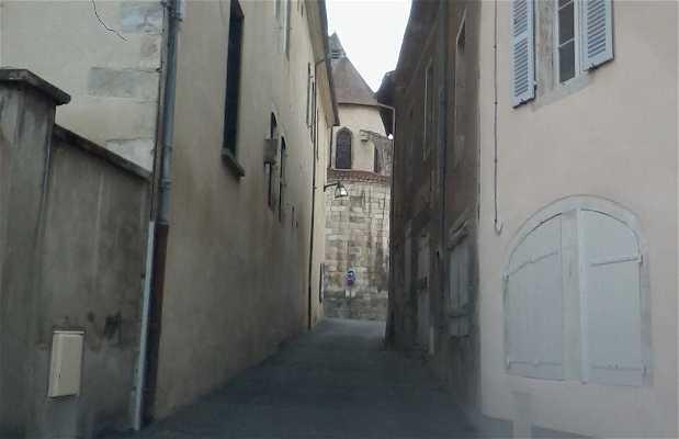 Paroisse Sainte-Croix