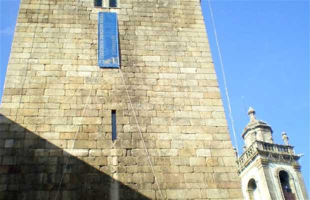Menagem Tower - Castle of Braga