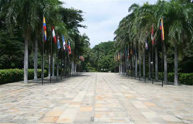 Quinta de San Pedro Alejandrino in Colombia