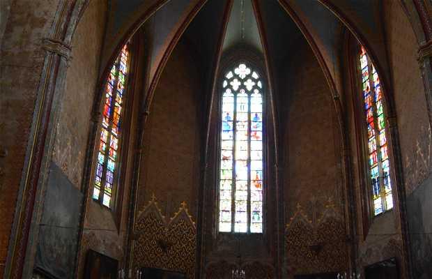 Eglise Saint-Michel de Lagrasse