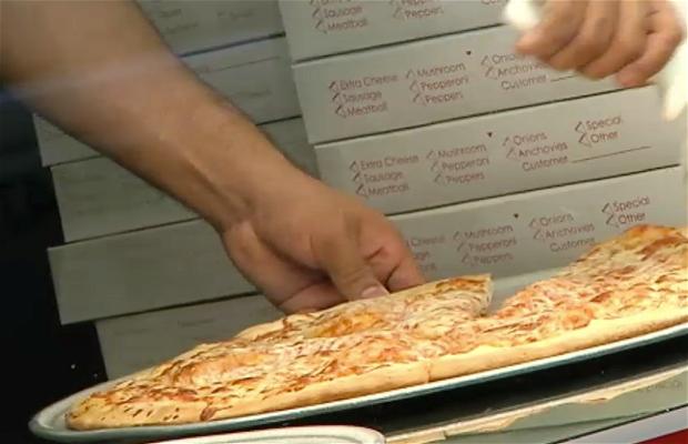 99 Cent Fresh Pizza