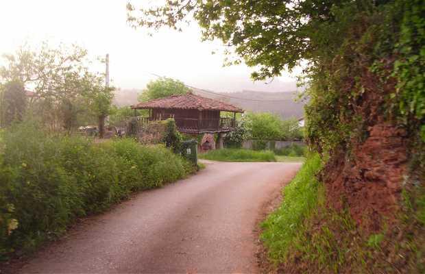Ruta de Peña Cabrera