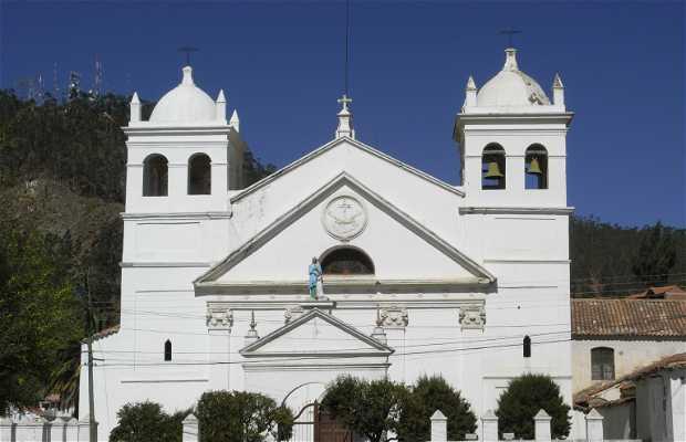 Iglesia de la Recoleta y museo de la Recoleta
