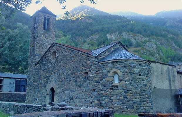 Iglesia Sant Martí de la Cortinada