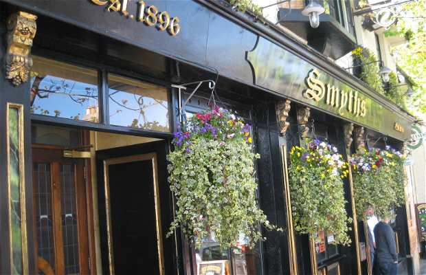 Pub Smyth's, Malahide, Ireland