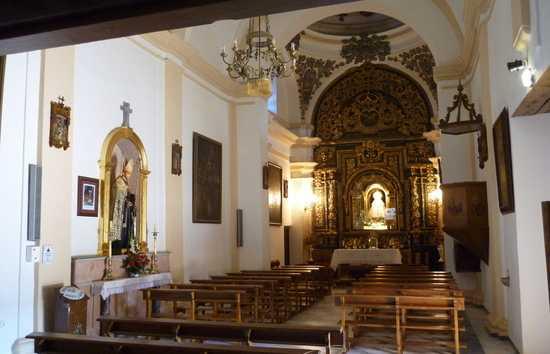 Iglesia de las Dominicas de la Encarnación