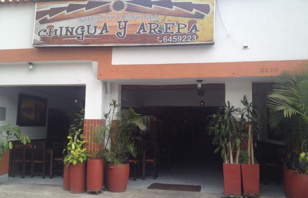 Restaurante y Desayunadero Chingua y Arepa