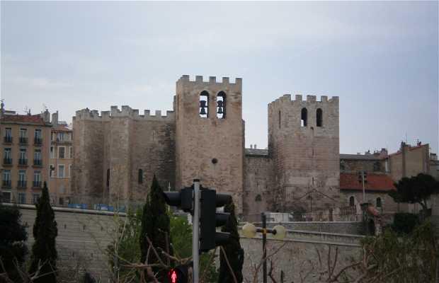 L'abbaye Saint-Victor