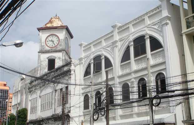 Promthep - Torre dell'orologio
