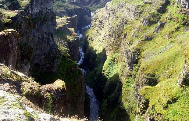 Cascade Glymur