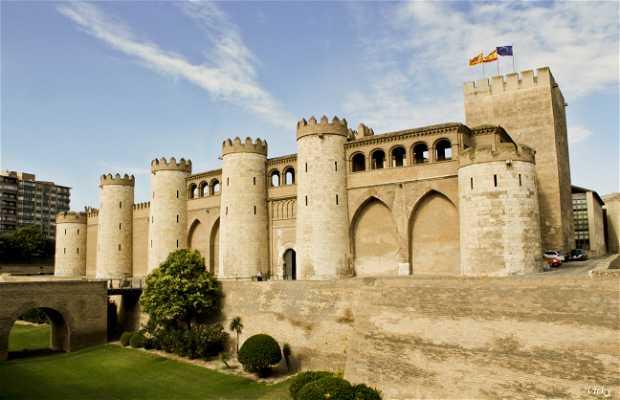 Il Palazzo della Aljaferia, Saragozza