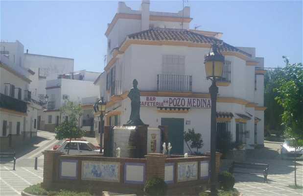 Monument to la Petenera